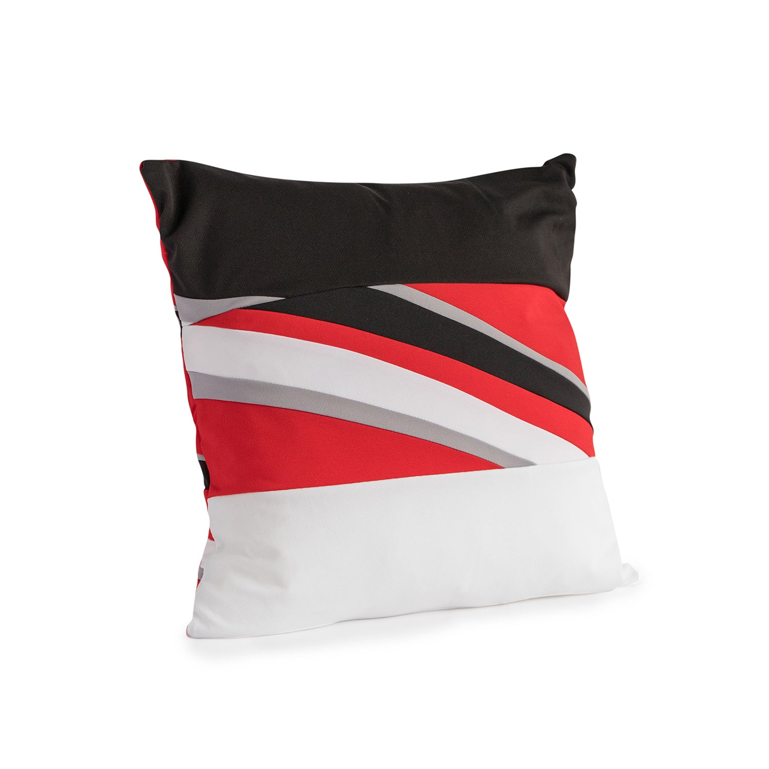 Portland Trail Blazers Upcycled Jersey Pillow Accessories - Looptworks