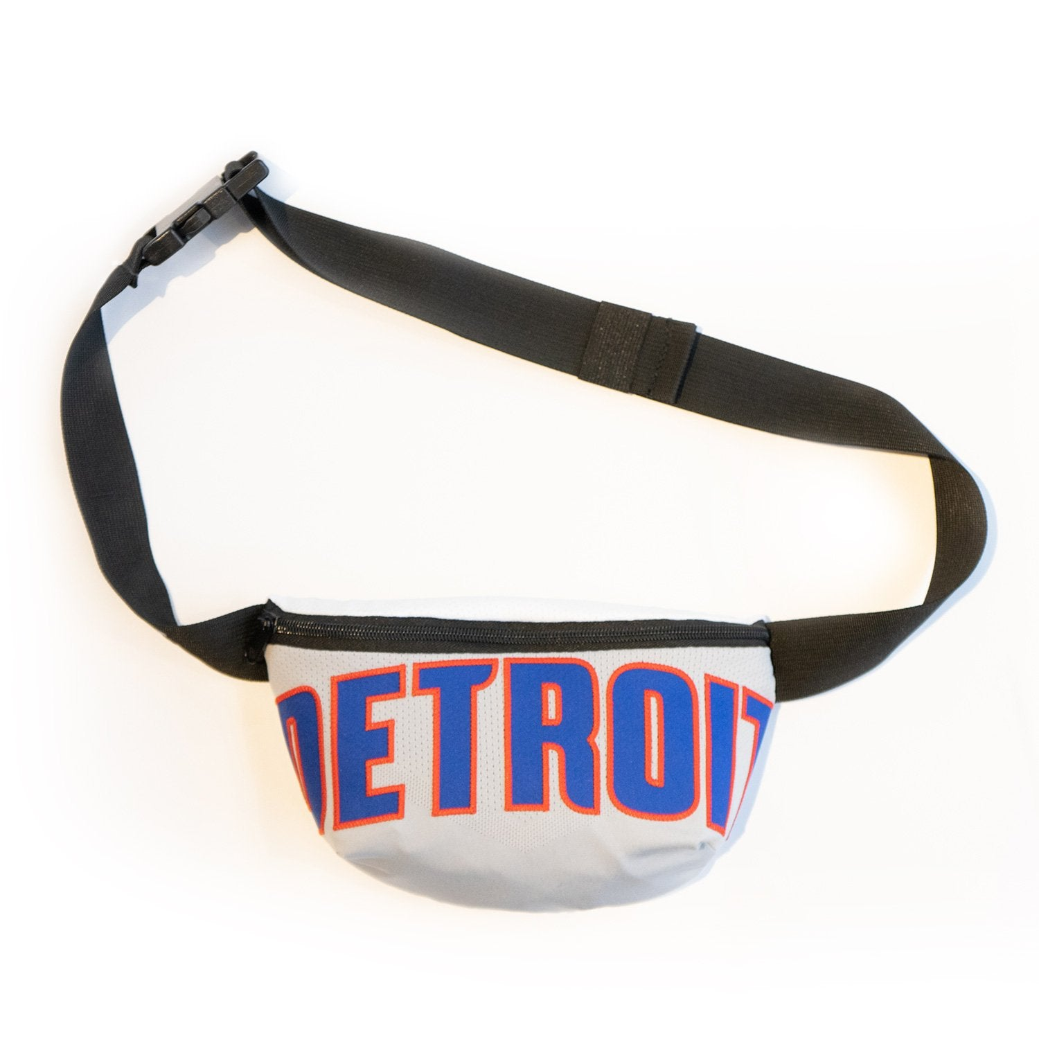 Detroit Pistons Upcycled Jersey Waist Pack