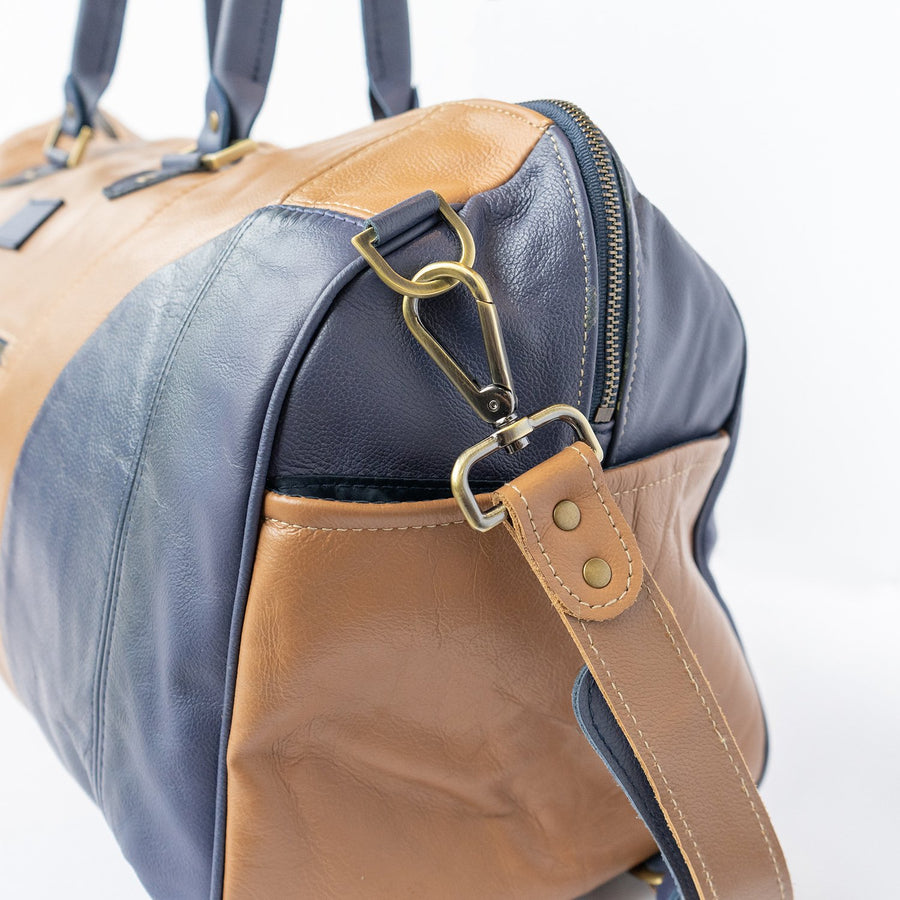 In Flight LUV Weekender Duffel Bag Duffle Bags - Looptworks