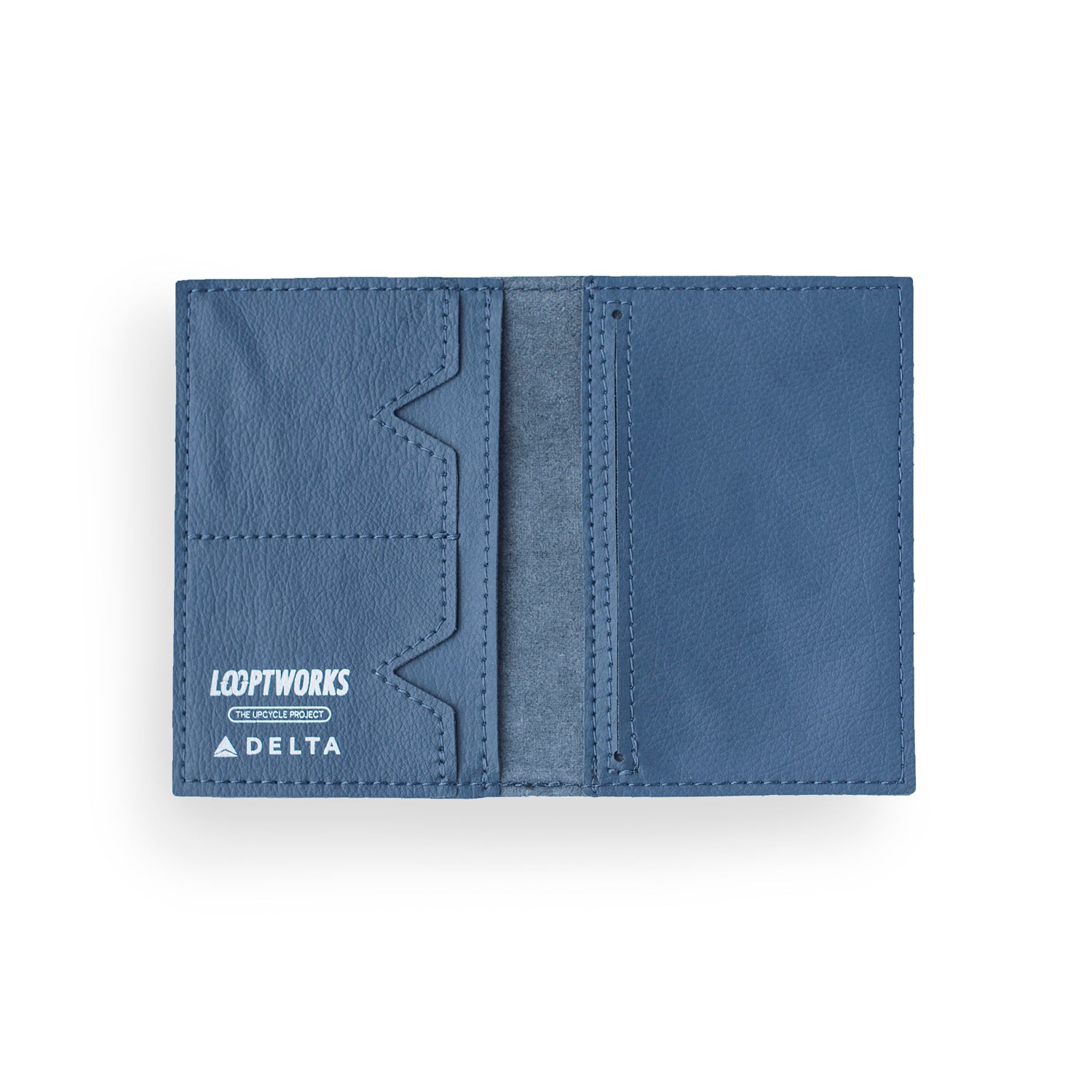 Delta Deluxe Passport Wallet Accessories - Looptworks