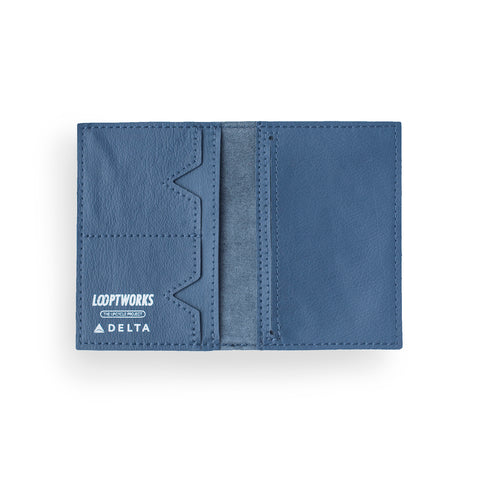Delta Deluxe Passport Wallet