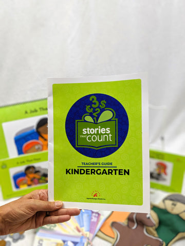 Stories that Count - Maternelle (version anglaise)