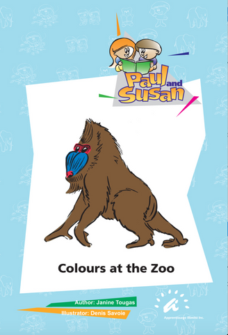 Colours at the Zoo