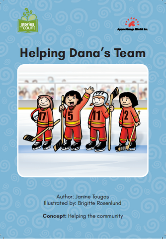 Helping Dana's Team