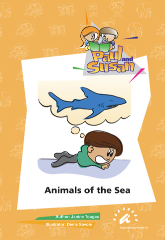 Animals of the Sea