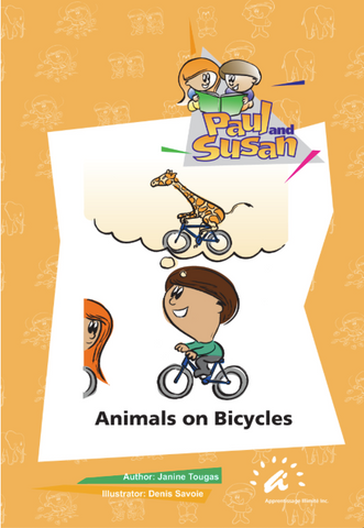 Animals on Bicycles