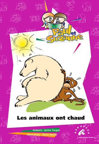 Les animaux ont chaud