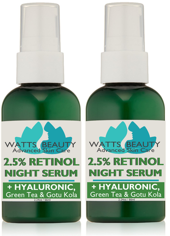 Have Oily, Combination Skin, Click Here to Select Retinol Serum Options