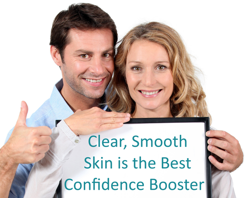 Boost Your Confidence with clear, smooth skin from the best retinol cream or serum from Watts Beauty