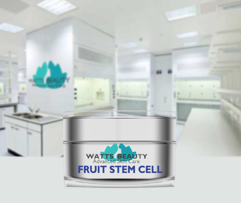 Watts Beauty Fruit Stem Cell Cream - Intense Moisturizer
