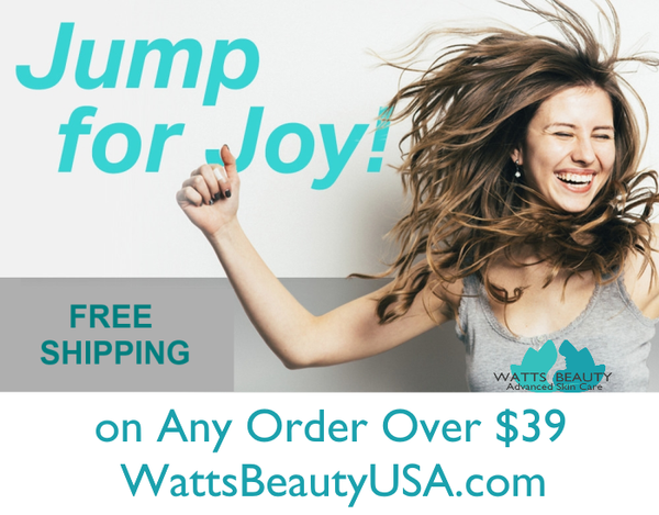 Watts Beauty Advanced Skin Care - Plant Based Skin Care Infused with Cosmetic Science for Results Without Harsh Chemicals