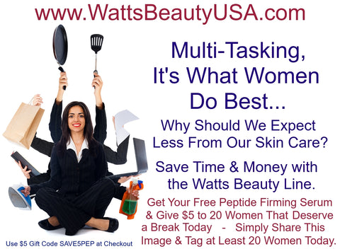 Multi tasking, hard working women - Ask the same from your skincare
