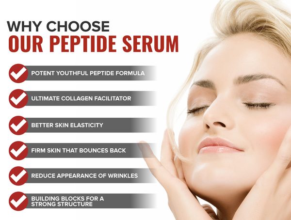 Watts Beauty Resilience Youthful PEP MEGA Peptide Wrinkle Serum Other Key Ingredients Minus the Peptide Complex