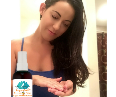 Click here to get your 50% off Amazon coupon for New Coconut Mango Argan Oil for Hair & Body