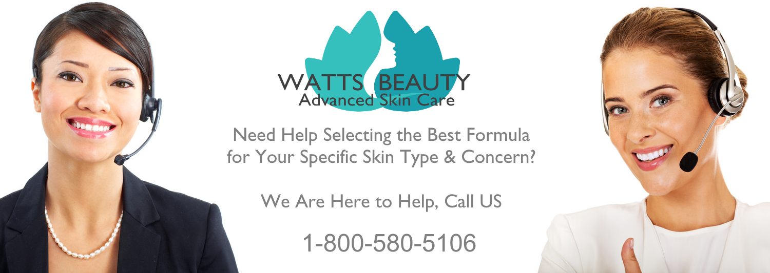 Contact us for your free skin care consultation today - guidance from personal skin care tips to expert routines