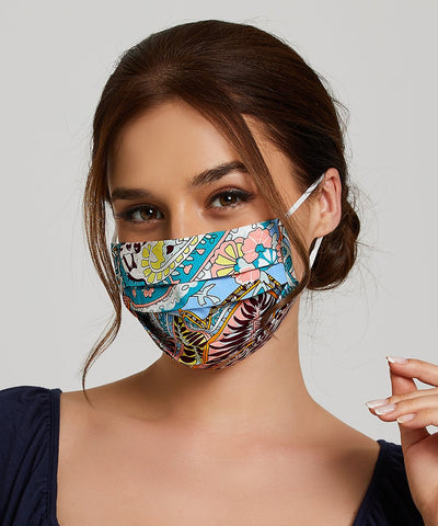 Non medical face masks are available here - 5 Pack face masks - Buy face masks to help keep safe during corona virus