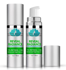 Reveal Radiance Retinol Serum - WattsBeautyUSA.com