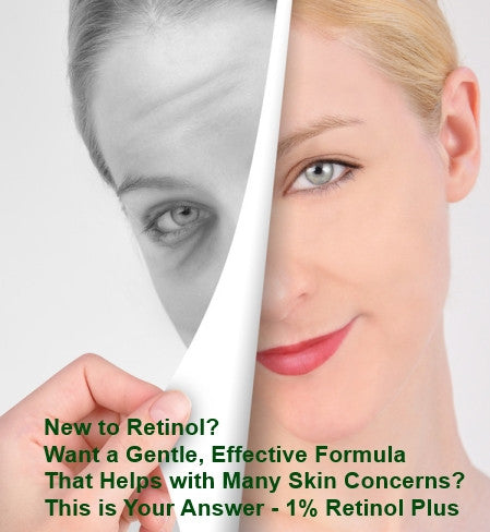 1% Retinol Wrinkle Serum with Hyaluronic Acid, Glycolic Acid & R Lipoic Acid - Signature Wrinkle Serum
