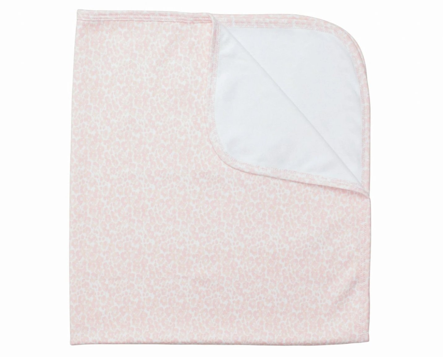 Livly Leo Flower Baby Girl Blanket