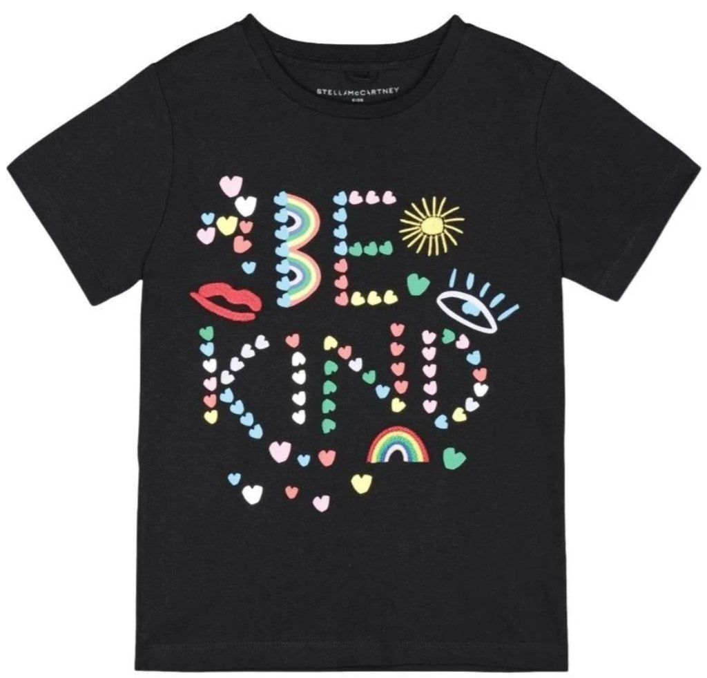 "Stella McCartney ""BE KIND"" T-Shirt"