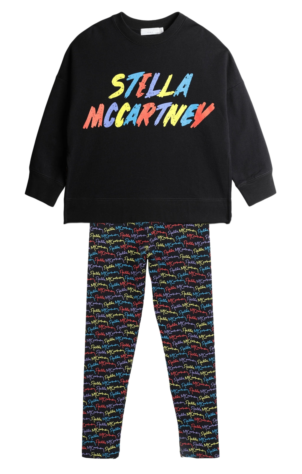 Stella McCartney Girl's Logo Sweat Set