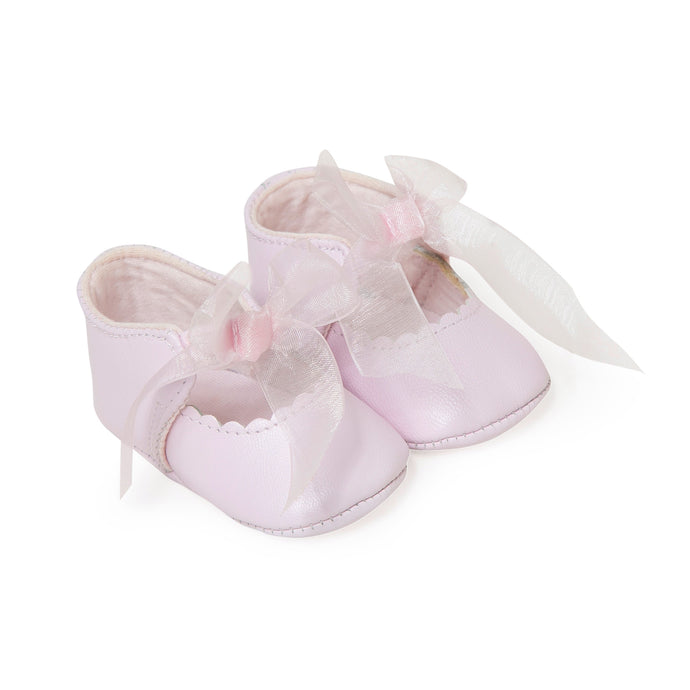 LG60Q-49-LILYJANE Leather Baby Shoe