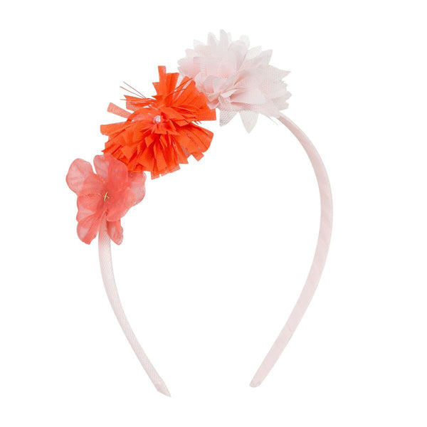LG60Q-51-LELISEE 3 Flowers Headband