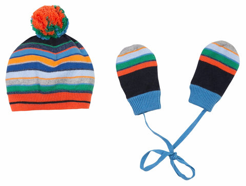 Paul Smith Pinata 3pc Hat and Mitten Set