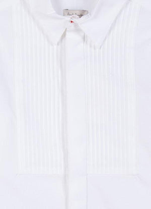 Paul Smith Junior Sir Smocked Dress Shirt