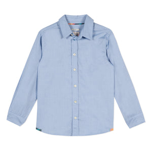 Paul Smith Junior Remy Per Button Down Dress Shirt