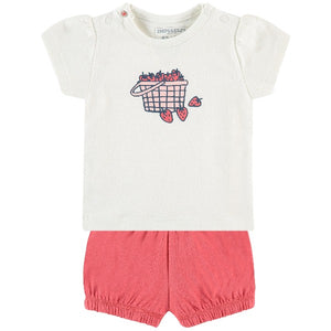 Imps & Elfs Baby Girl Barkly West & Sanddrif Outfit Set