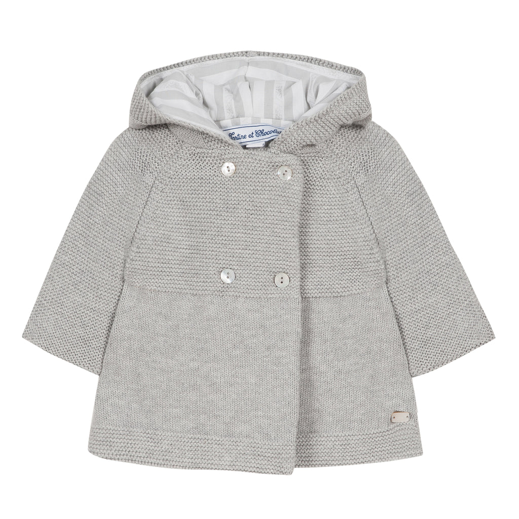 Tartine Manteau3 Baby Knit Jacket