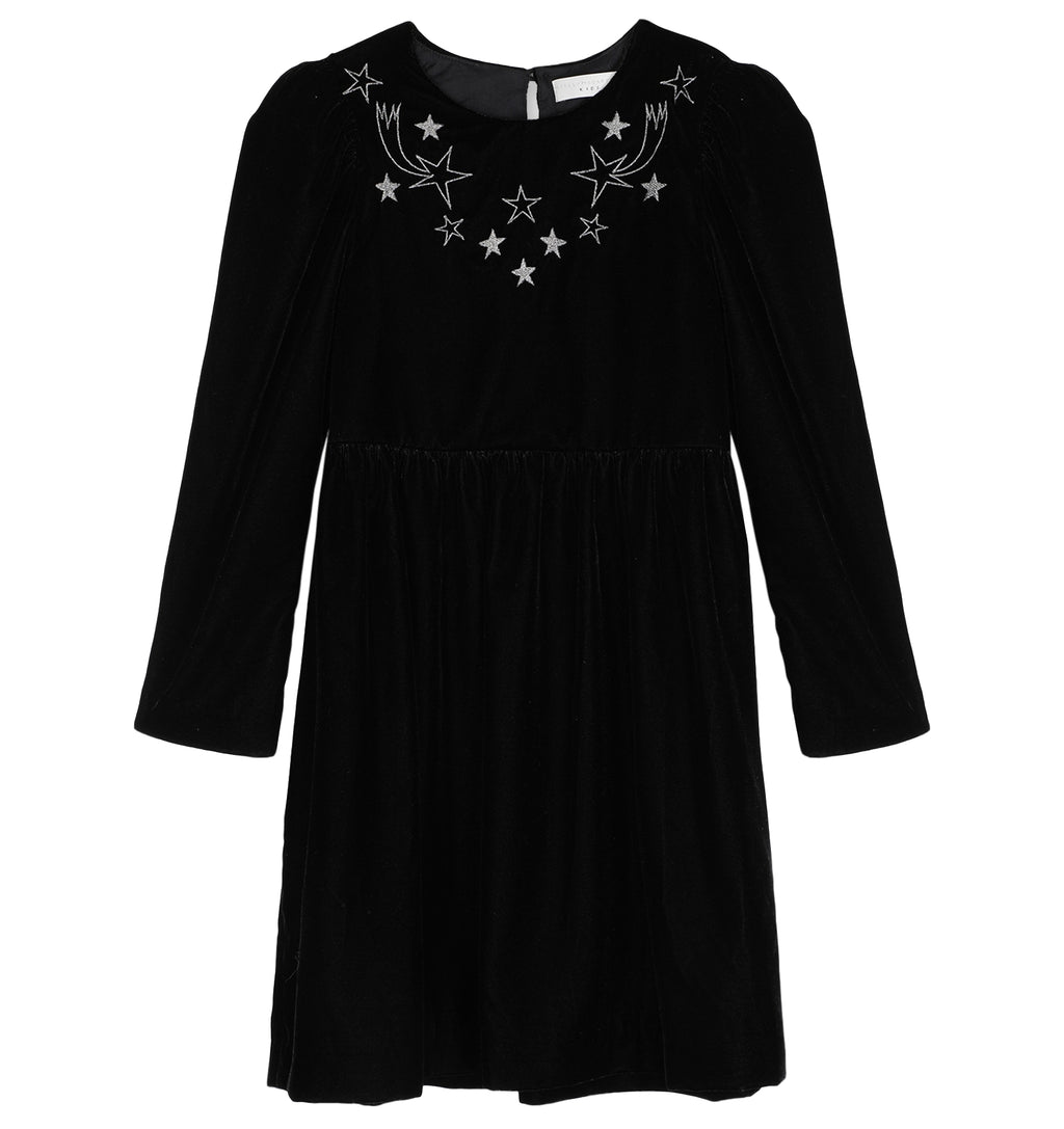 Stella McCartney Velvet Dress with Stars
