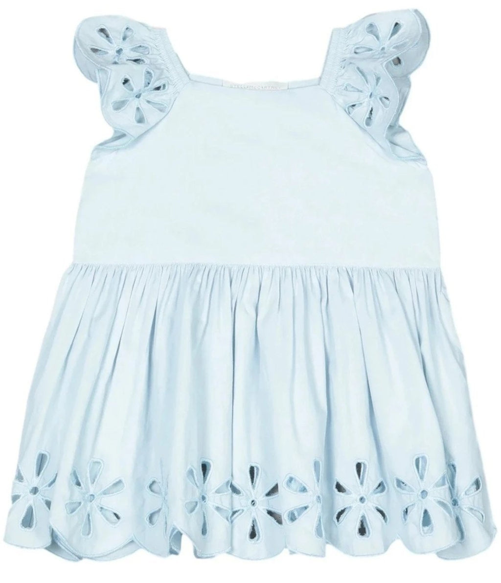 Stella McCartney Baby Broderie Anglaise Dress