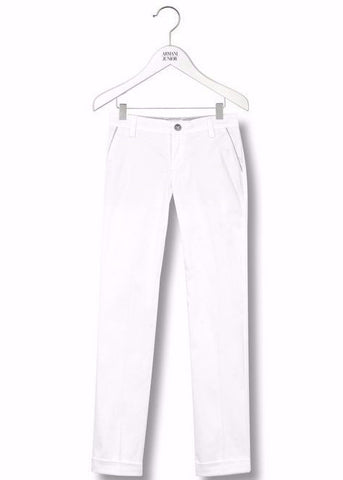 AR60Q-02-3Y4P14-4NDBZ Slash Pocket Pant with Contrast Piping