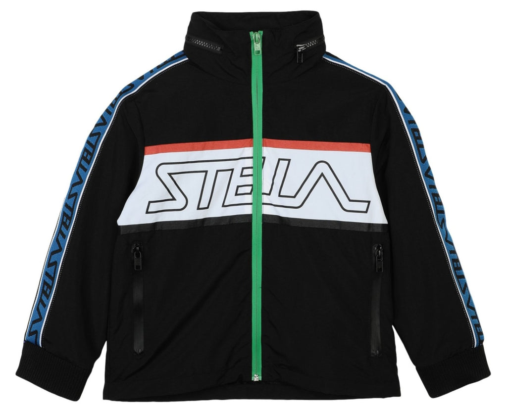Stella McCartney Boy's Logo Sports Jacket