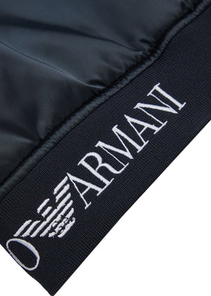 Armani Junior Blouson Jacket with Logo
