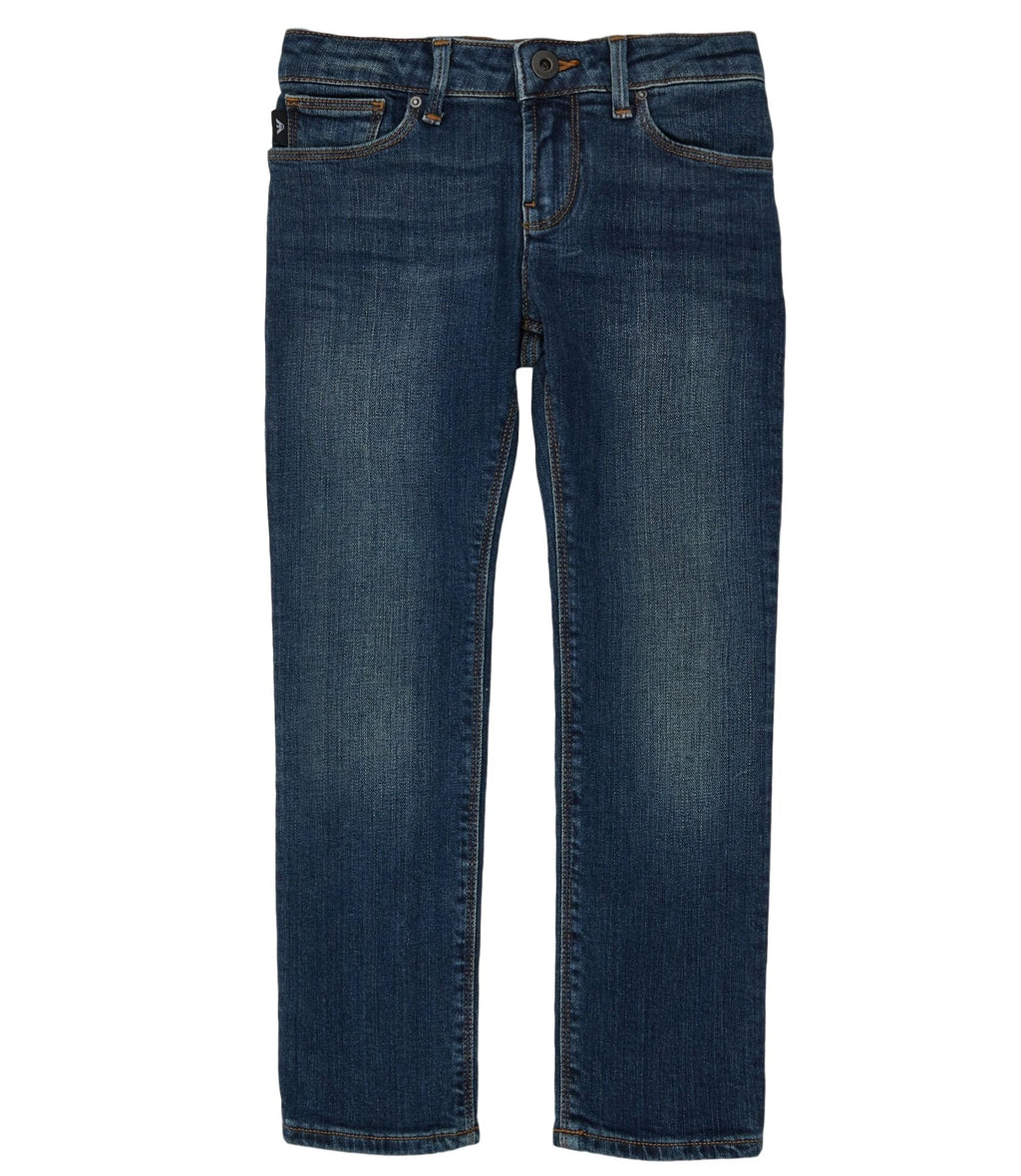 Armani Junior 5 Pocket Jean Pant