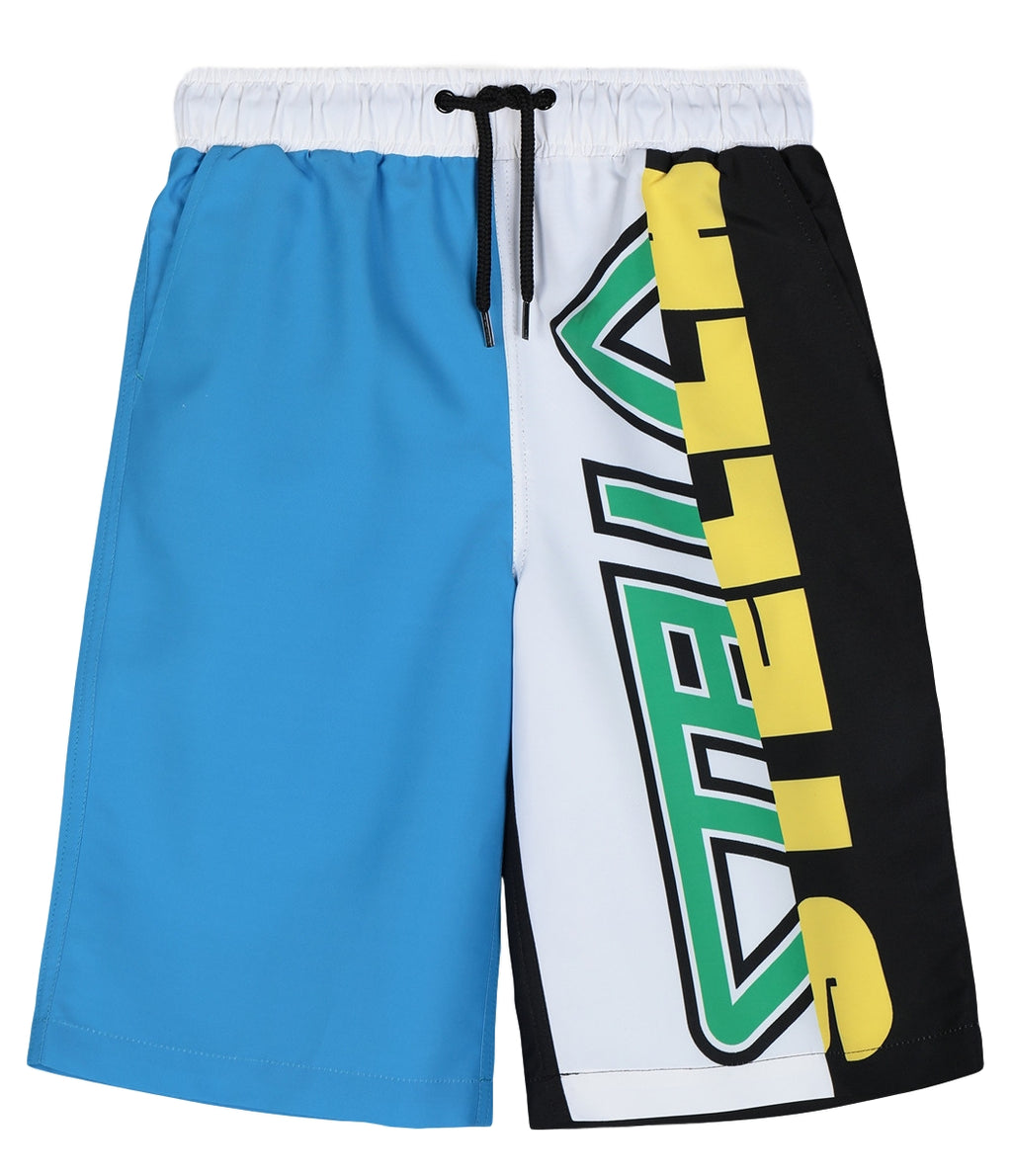 Stella McCartney Logo Swim Shorts