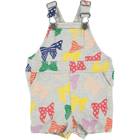 Stella McCartney Pookie Bow Print Overall