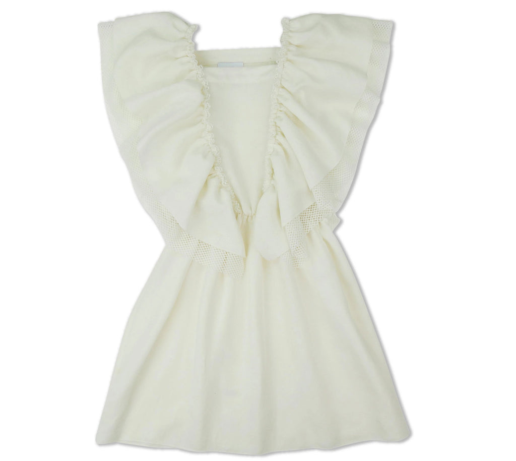 Miss L.Ray Angie Ruffles Dress