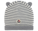 Moncler 969BW Baby Hat with Ears