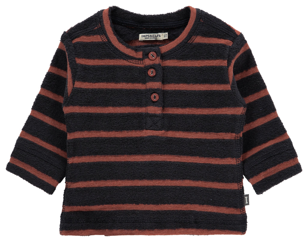 Imps & Elfs 533-542 2pc Striped Sweater Set