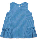 Barn of Monkeys BOM18059 Sleeveless Pocket Dress
