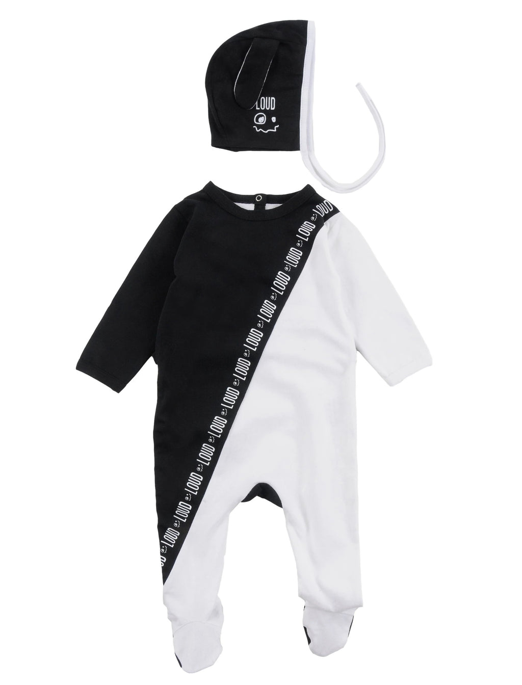 Loud Apparel Newborn Buddy & Cutie Set