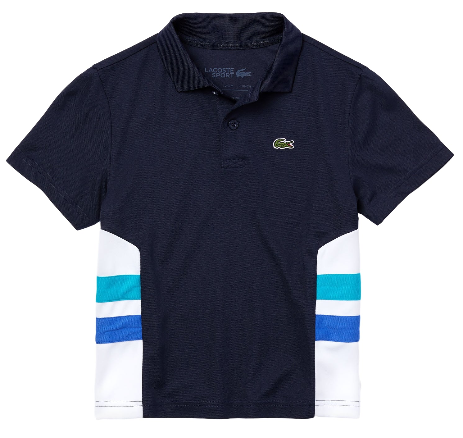 Lacoste Training Side Stripe Polo