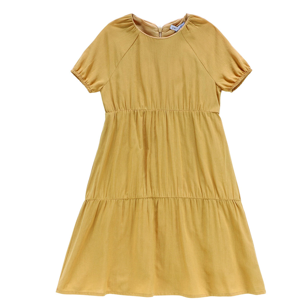 Petit Clair Tiered Dress