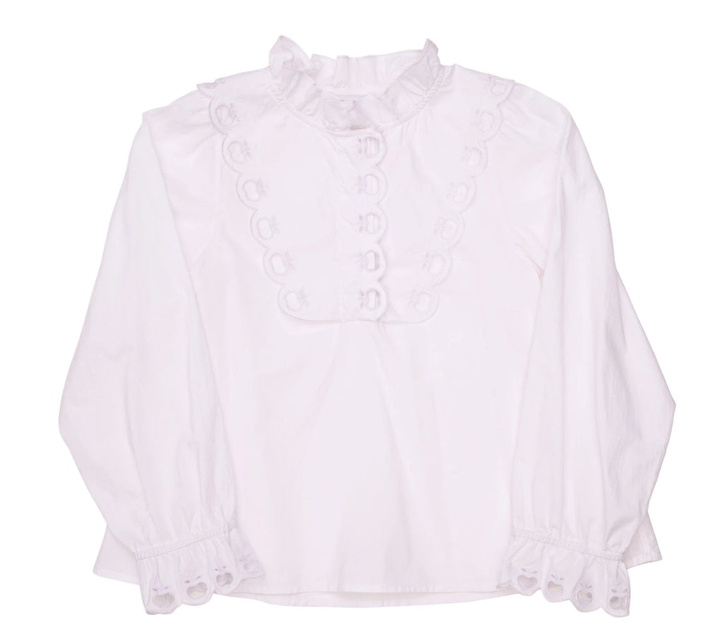 "Sonia Rykiel Enara ""Mini Me"" Embroidered Blouse"