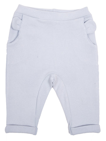 EI60Q-25-K277-B Belted and Cuffed Sweat Pant