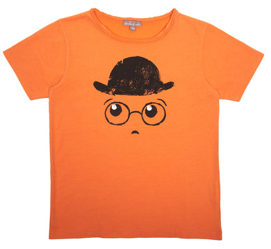 EI60Q-33-K565 Hatted Eyes T-Shirt